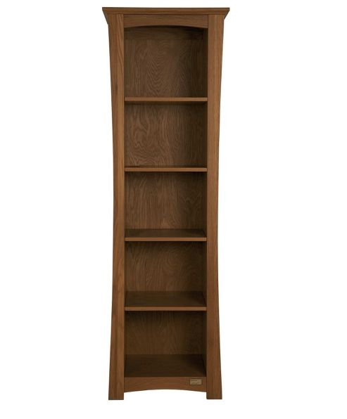 Mamas & Papas - Ocean Bookcase - Dark Oak