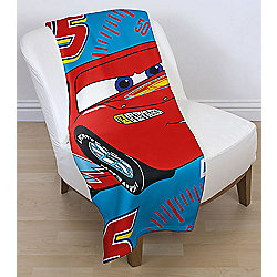 Disney Cars Fleece Blanket - Champ
