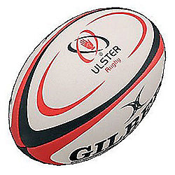 Gilbert Ulster Midi Rugby Ball Size - 1