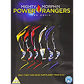 Power Ranges The Movie (DVD)