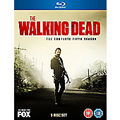 The Walking Dead Season 5 Blu-ray