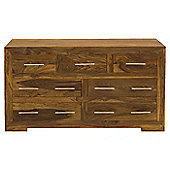 Elements Cubex Bedroom 7 Drawer Chest