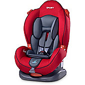 Caretero Sport Classic Car Seat (Dark Red)