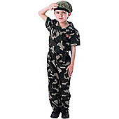 Soldier - Child Costume 6-7 years