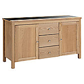 Home Zone Ashleigh Occasional Sideboard
