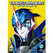 Transformers Prime - Season 1 Part 5 DVD