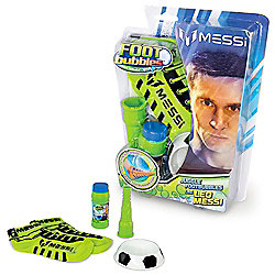 Messi Footbubbles Foot Bubbles Starter Pack with Socks (Green)