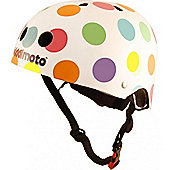 Kiddimoto Helmet Small (Pastel Dotty)