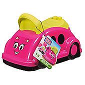 Mega Bloks Whirl'N Twirl Lady Bug Ride-on