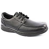 Caravelle Ultimo Mens Black Lace-up Formal Shoe