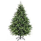 7ft Natural Fraser Green Luxury Premium PE Christmas Tree