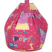 Peppa Pig Bean Bag - Funfair