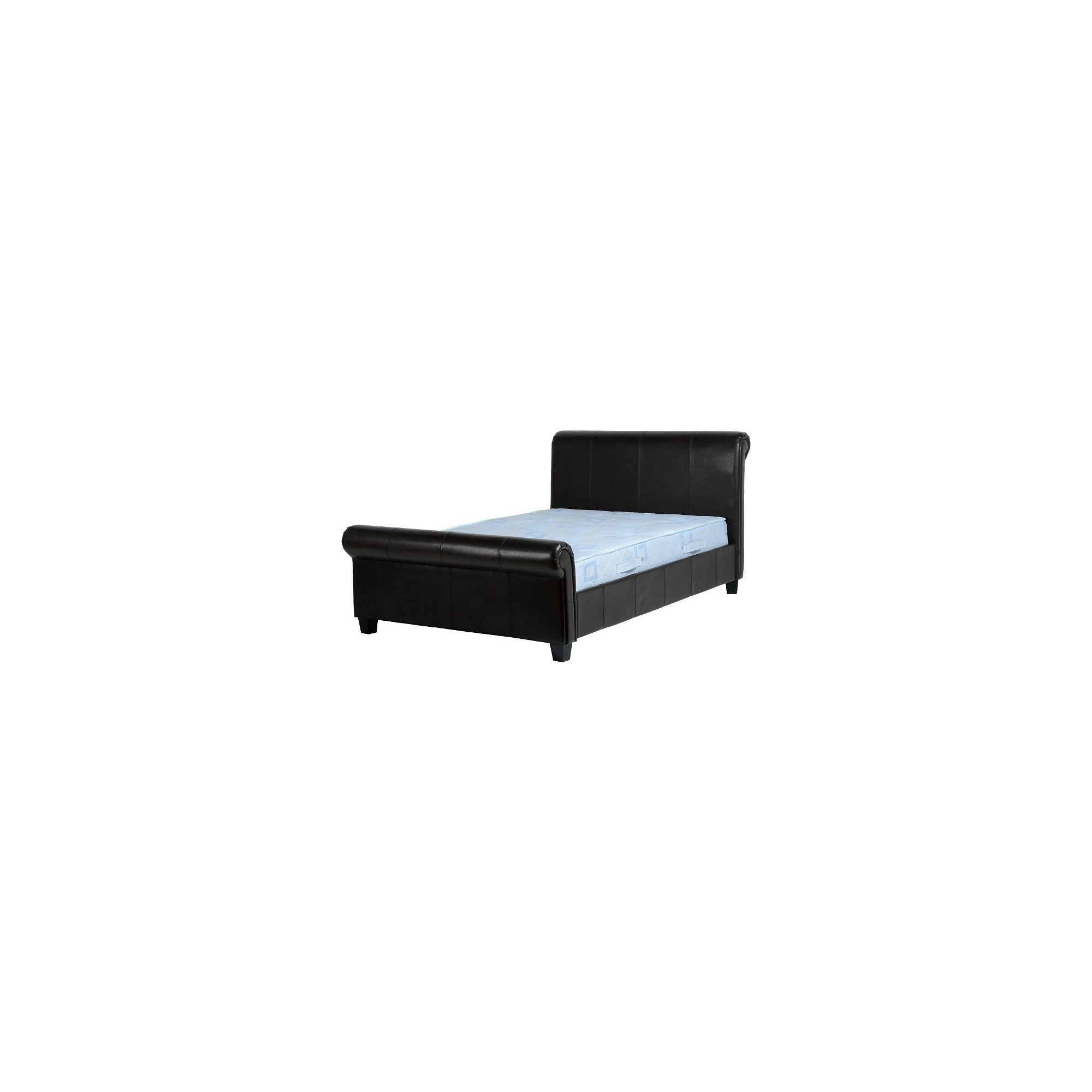 Home Essence Tuscany High Foot End Sleigh Bed - King at Tesco Direct