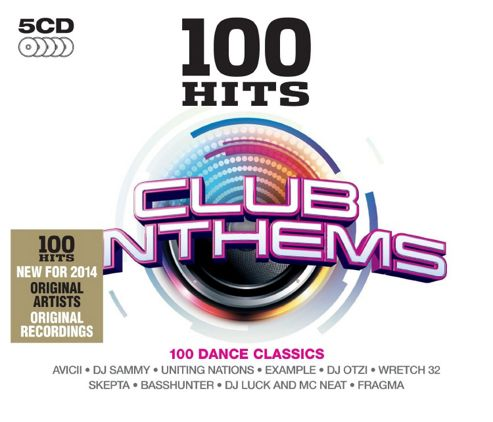 100 Hits - Club Anthems