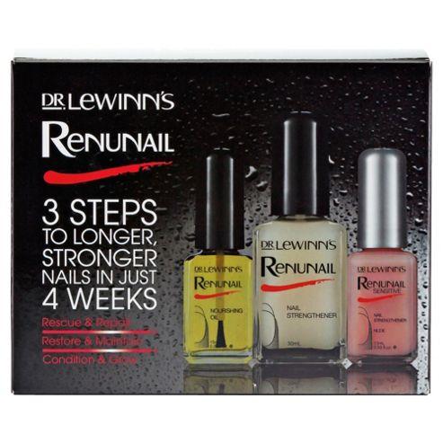 Dr Lewinns 3 Step Renunail Gift Set