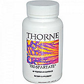 Thorne Research Trispartate Ca.100Mg, Mg.90Mg, K.30Mg 60 Veg Capsules