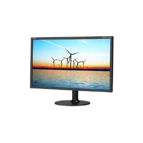 NEC Displays MultiSync EX201W BK 20 inch W-LED TN TFT Monitor 1000:1 250cd/m2 1600x900 3.7ms DisplayPort/DVI-I (Black)