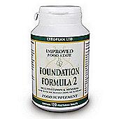Cytoplan Foundation Formula 2 120 Tablets