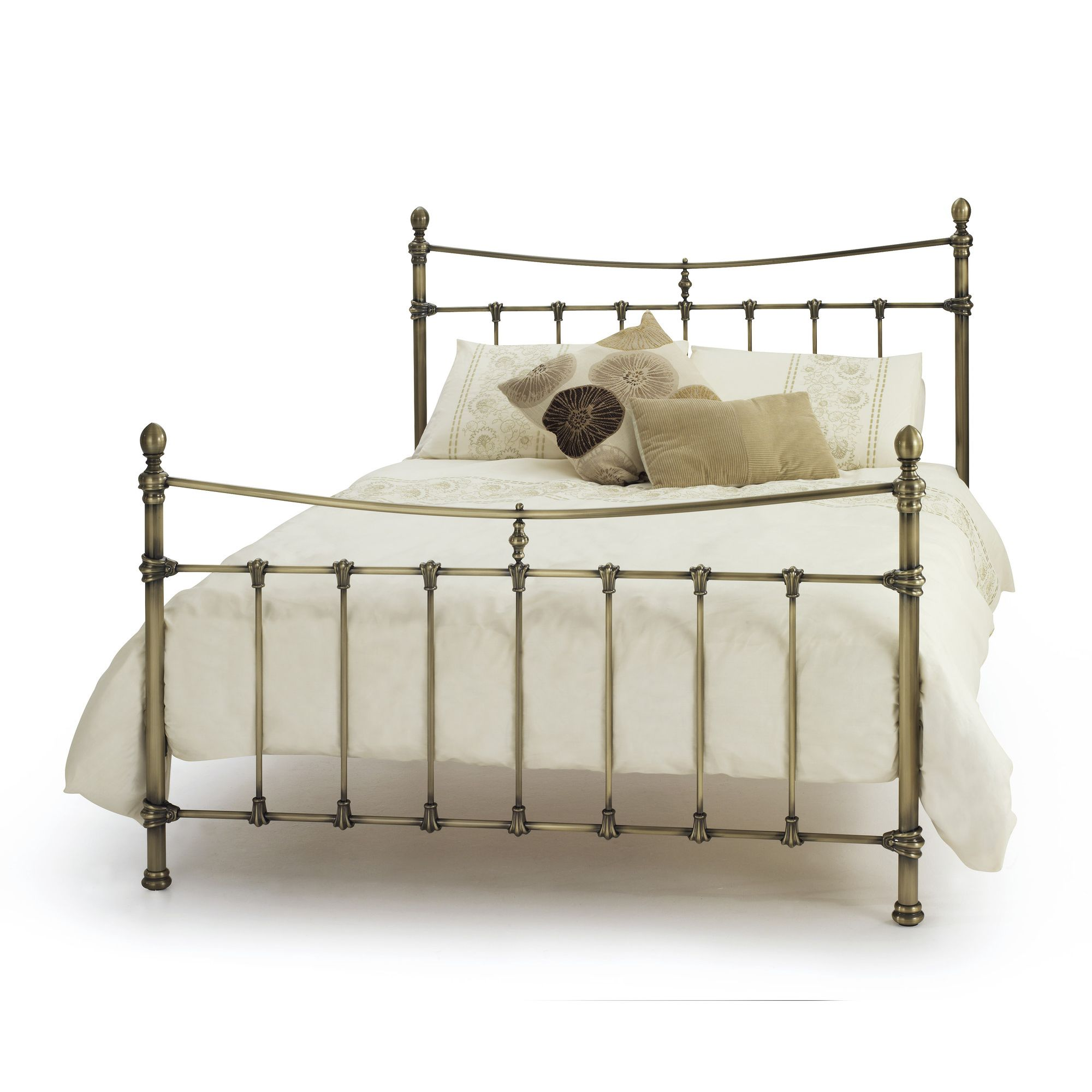 Serene Furnishings Olivia Bed Frame - King at Tesco Direct