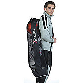 Precision Training Tubular 5 Ball Bag With Shoulder Strap (Black)