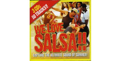 We Love Salsa