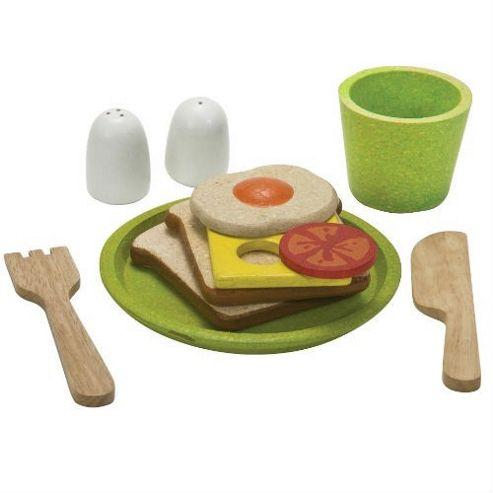 Plan Toys Breakfast 105