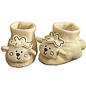 Natures Purest Sleepy Sheepy Bootees