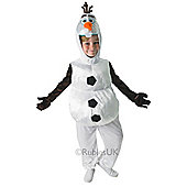 Olaf - Child Costume 5-6 years