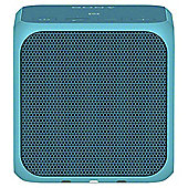 Sony SRSX11L.CEK Mini Bluetooth Speaker Turquoise