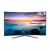 Samsung UE55KU6500 55 inch HDR 4k UHD Curved Smart TV