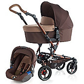 Jane Epic Formula Travel System (Brown)