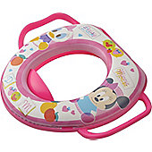 Disney Minnie Mouse Toilet Training Soft Seat - Pink
