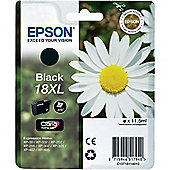 Epson Singlepack Black 18XL High Capacity Claria Home Ink Cartridge
