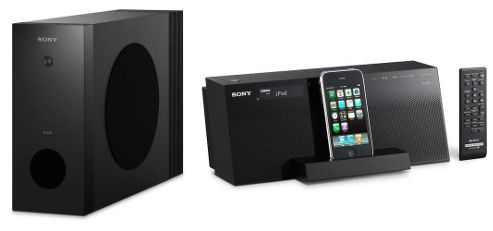 Sony AIR-SW10Ti Subwoofer iPod Dock System