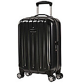 Linea Movelite 4-Wheel Suitcase, Matt Black Small