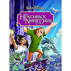 Disney: The Hunchback Of Notre Dame (DVD)