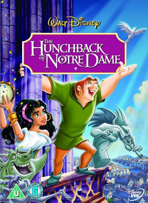 Disney: The Hunchback Of Notre Dame (DVD)