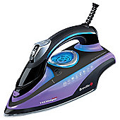 Breville VIN274 Ceramic Plate Steam Iron - Purple & Black