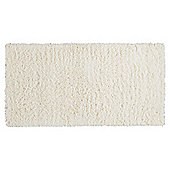 Tesco Feather Look Rug Ivory 75x150cm