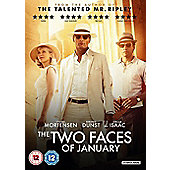 The Two Faces Of January DVD