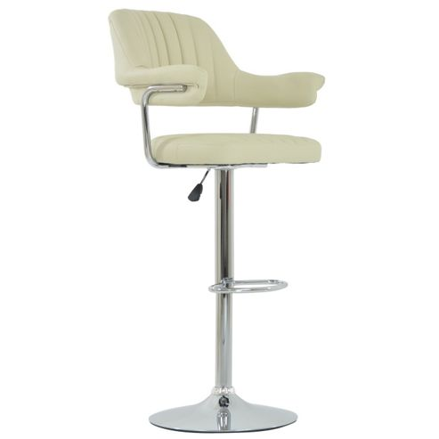 buy perona cream bar stool from our bar tables stools. Black Bedroom Furniture Sets. Home Design Ideas