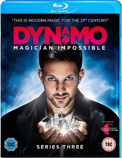 Dynamo: Magician Impossible Series 3 (Blu-Ray Boxset)