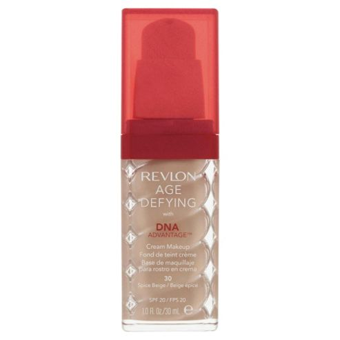 Revlon Age Defying with DNA Advantage™ Cream Makeup Spice Beige