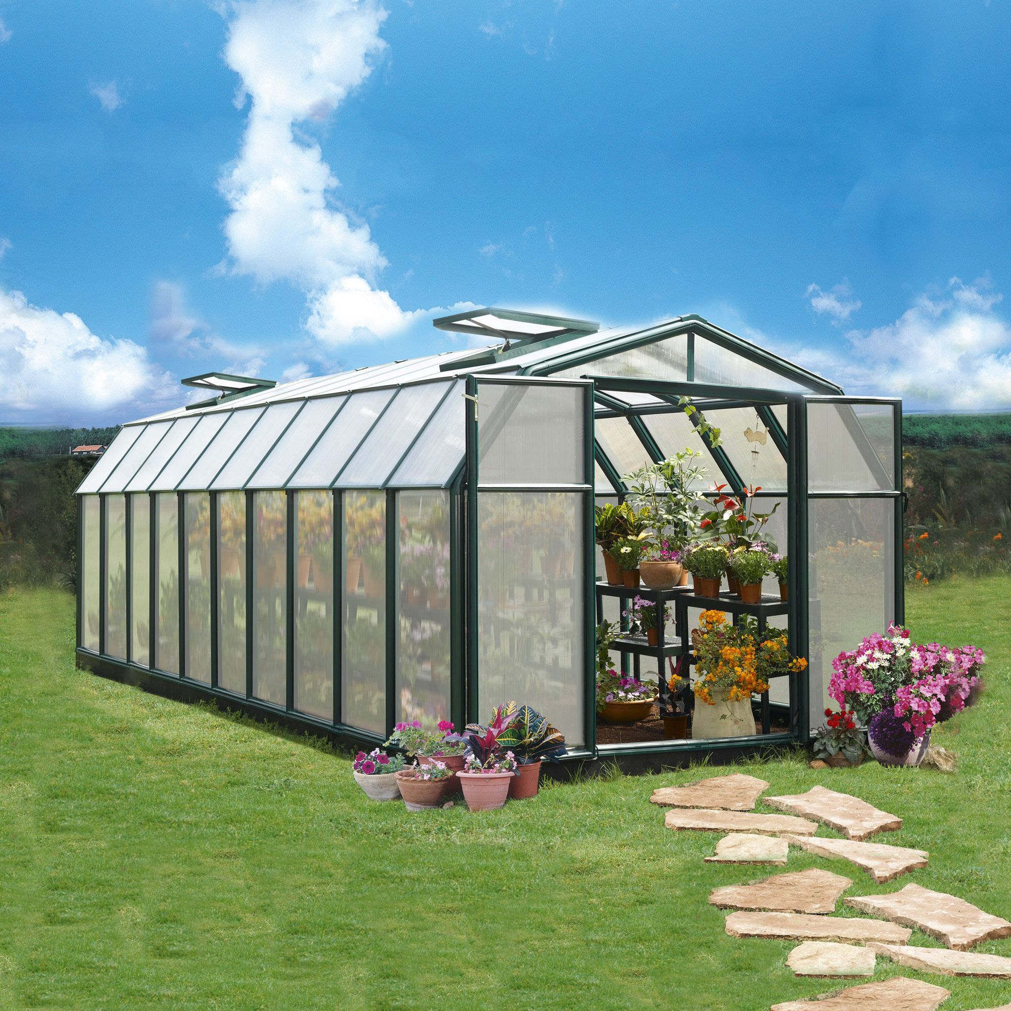 Hobby Gardener 8X20 at Tesco Direct