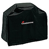 Landmann Premium PVC Barbecue Cover, Black