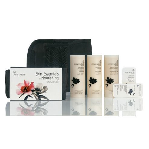 Living Nature Skin Essentials Nourishing for Dry and Mature Skin