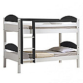 Max Bunk Bed - Graphite Grey