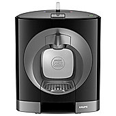 NESCAFE Dolce Gusto, Oblo, Manual Coffee Machine by Krups, Black