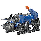 Power Rangers Movie Triceratops Battle Zord with Figure