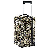 Revelation by Antler Zygo Suitcase, Animal Print Small